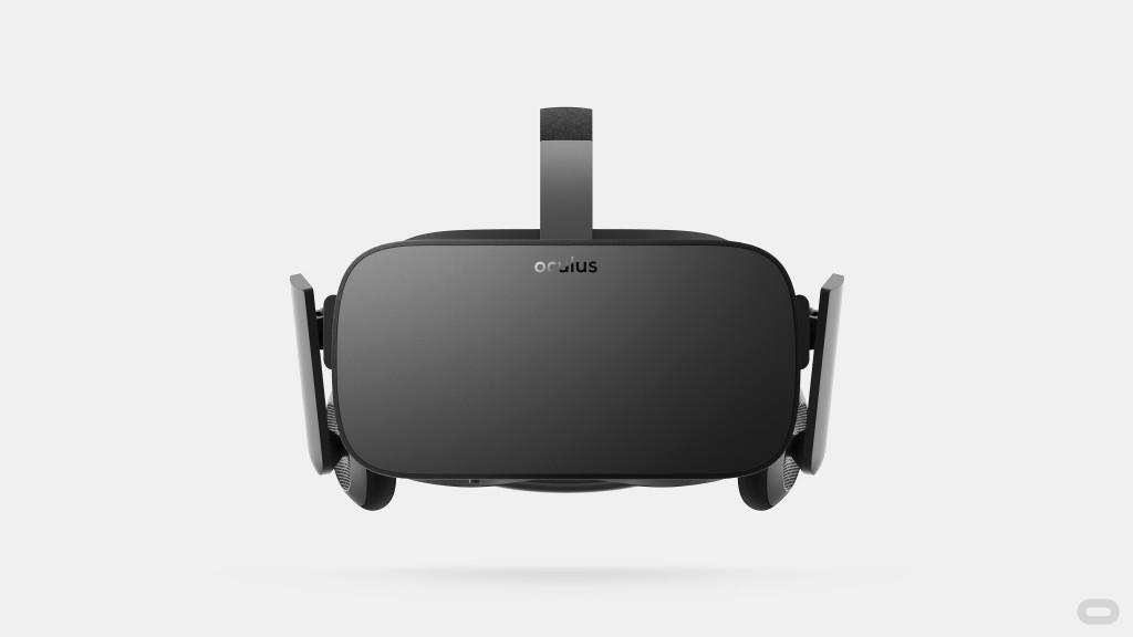The Oculus Rift VR headset. Image: www.oculus.com/