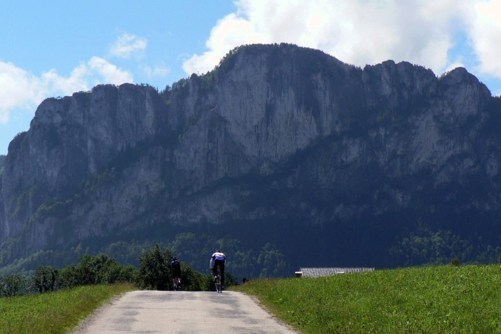 Bike trail Austria