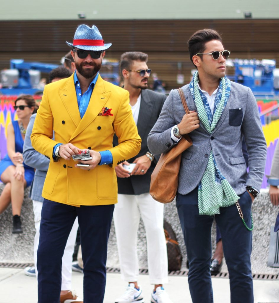 To say all vimeo users dress this well would be wrong. To deny those are some on point sunglasses would be more wrong.